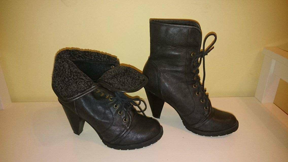 Kožené topánočky - Obrázok č. 1