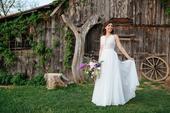 Bohémské svatební šaty, 38