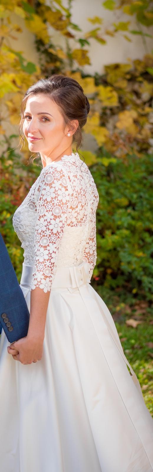 Svadobné šaty 32-38 - Obrázok č. 2