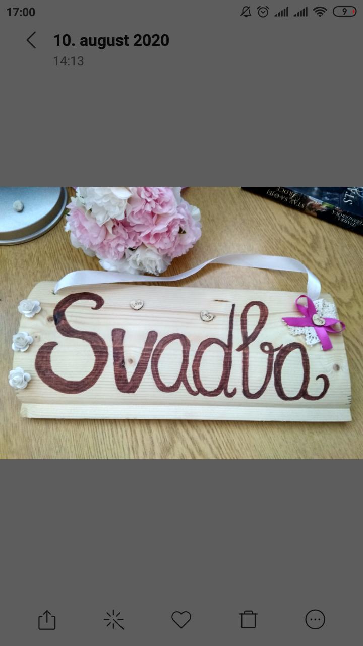 tabuľky na dvere- ženích, svadba - Obrázok č. 2
