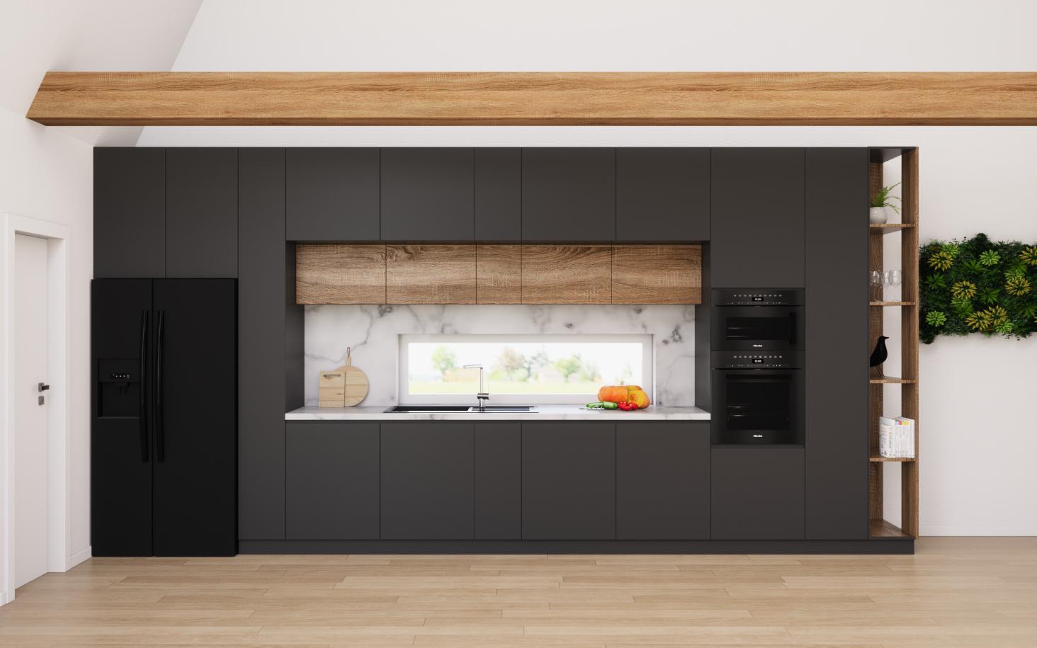 Vizualizacia kuchyna a obyvacka :-) - Obrázok č. 3