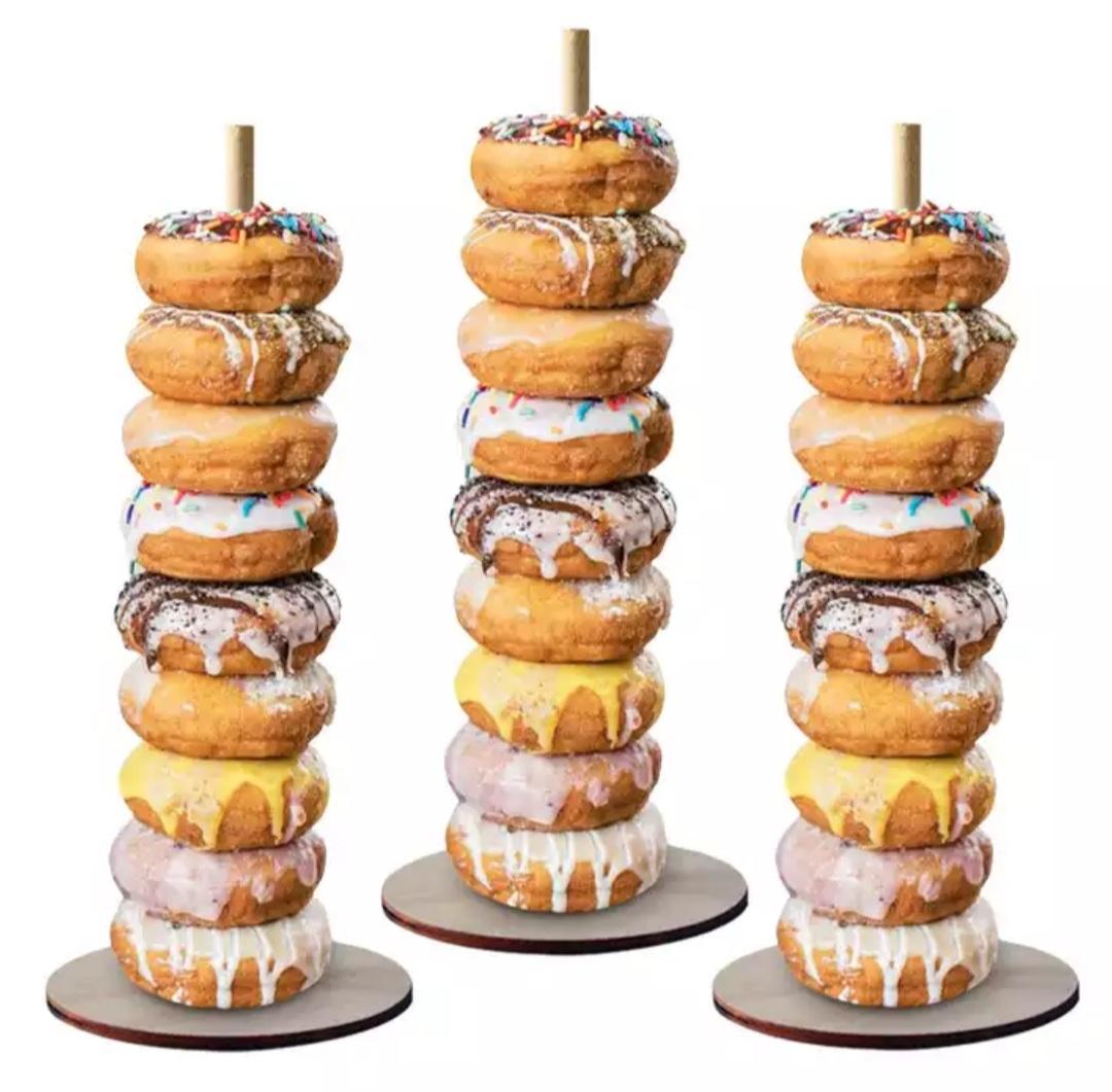 Stojan na donuty - Obrázek č. 1