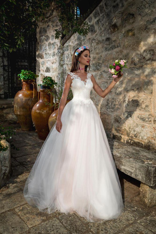Svadobné šaty v salóne Brigit Boutique