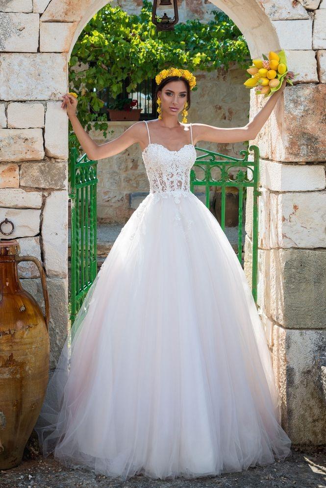 Svadobné šaty v salóne Brigit Boutique - Firenze