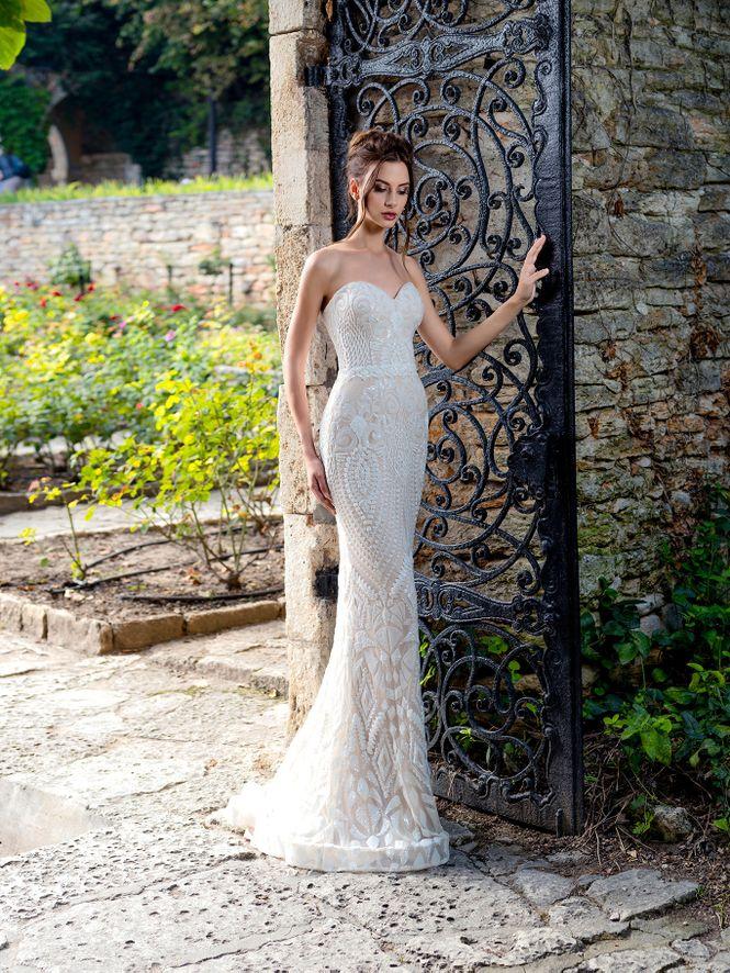 Svadobné šaty v salóne Brigit Boutique - Kimberly