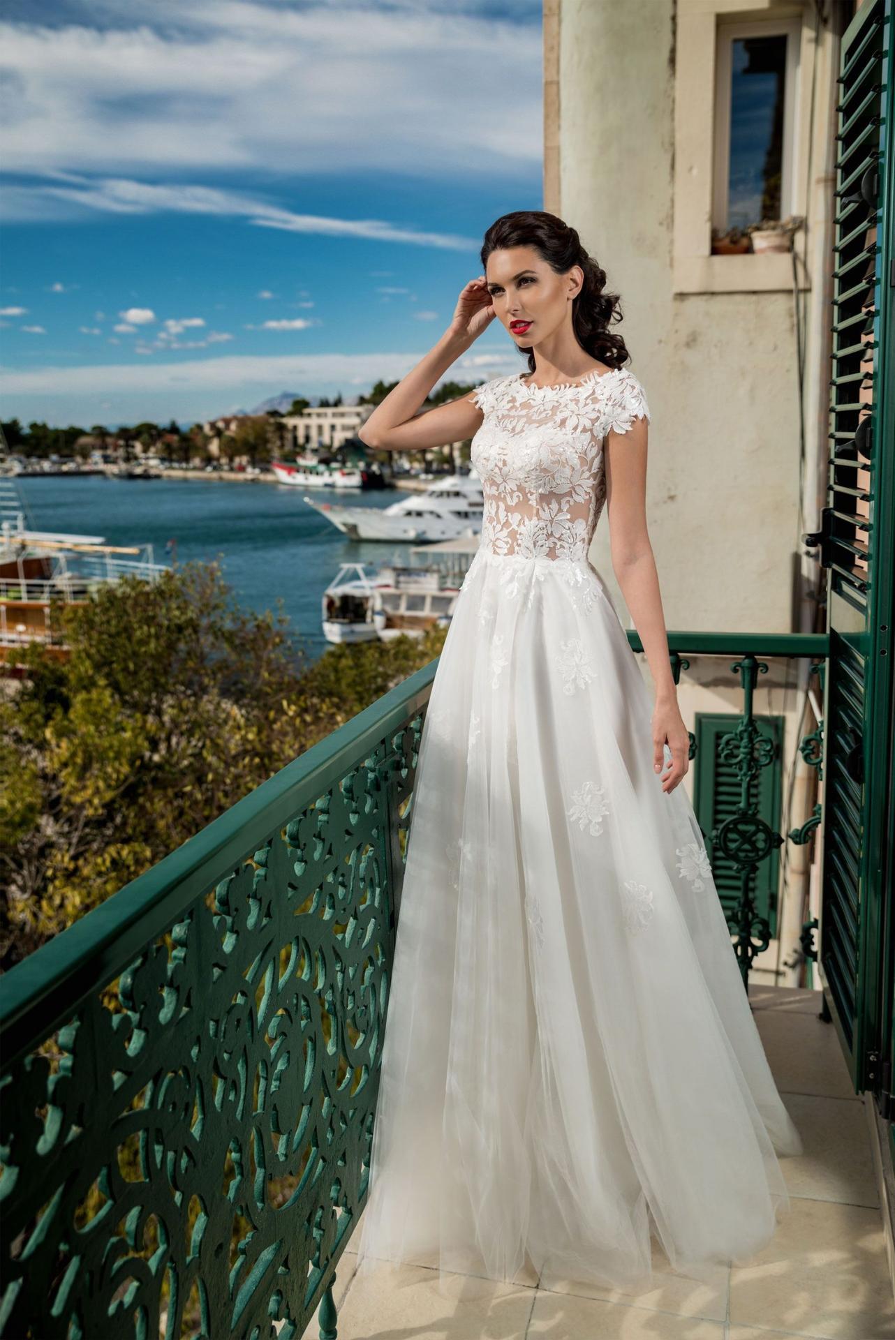 Svadobné šaty v salóne Brigit Boutique - Brooke