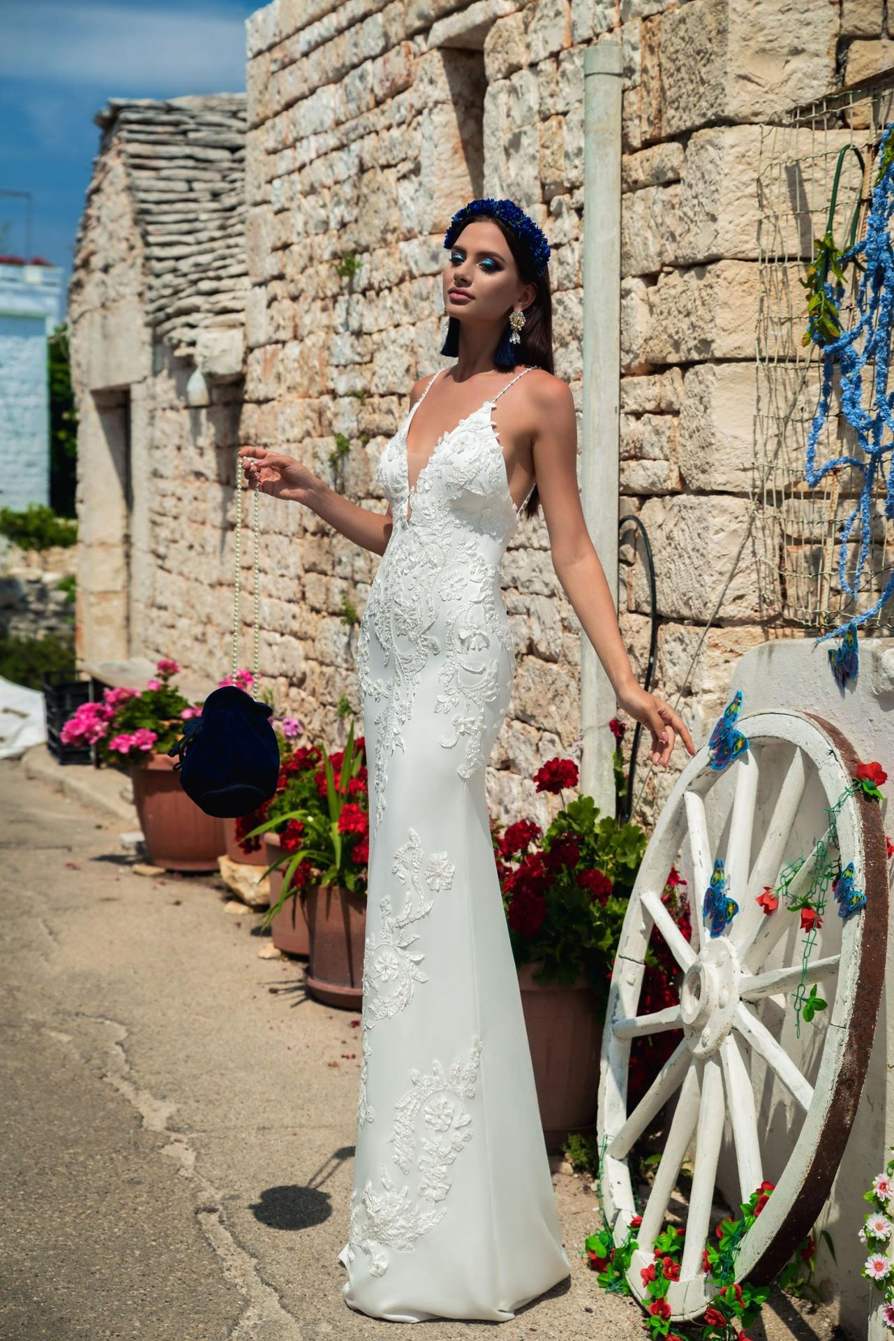 Svadobné šaty v salóne Brigit Boutique - Jovi