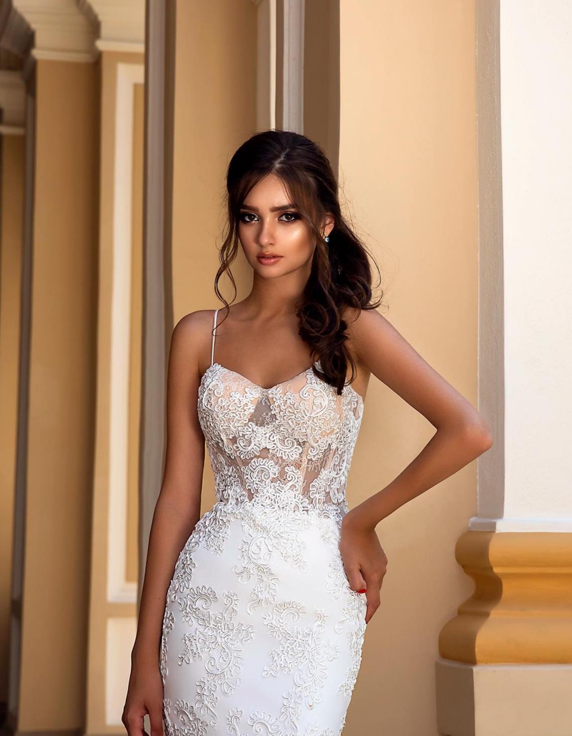 Svadobné šaty v salóne Brigit Boutique - Nora