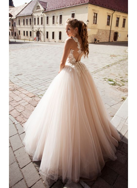 V svadobných šatách Klarissa sa budete cítiť ako princezná ♥♥♥ - Obrázok č. 1