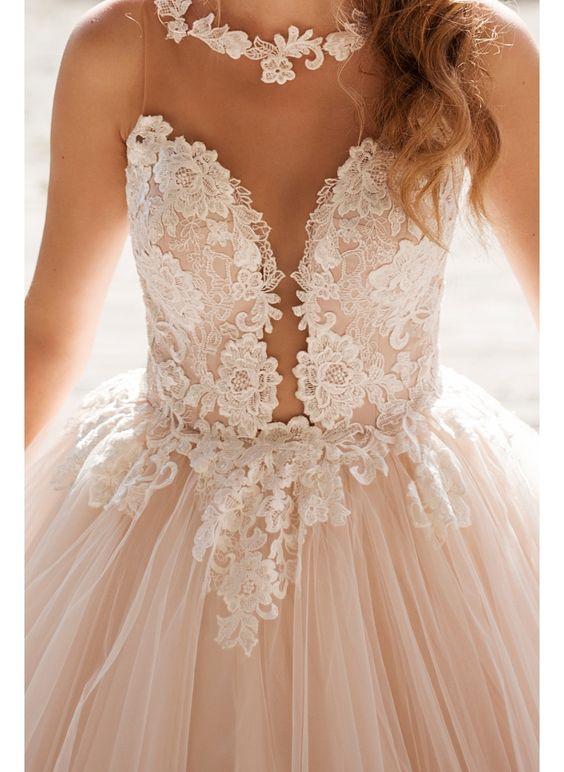 V svadobných šatách Klarissa sa budete cítiť ako princezná ♥♥♥ - Obrázok č. 3