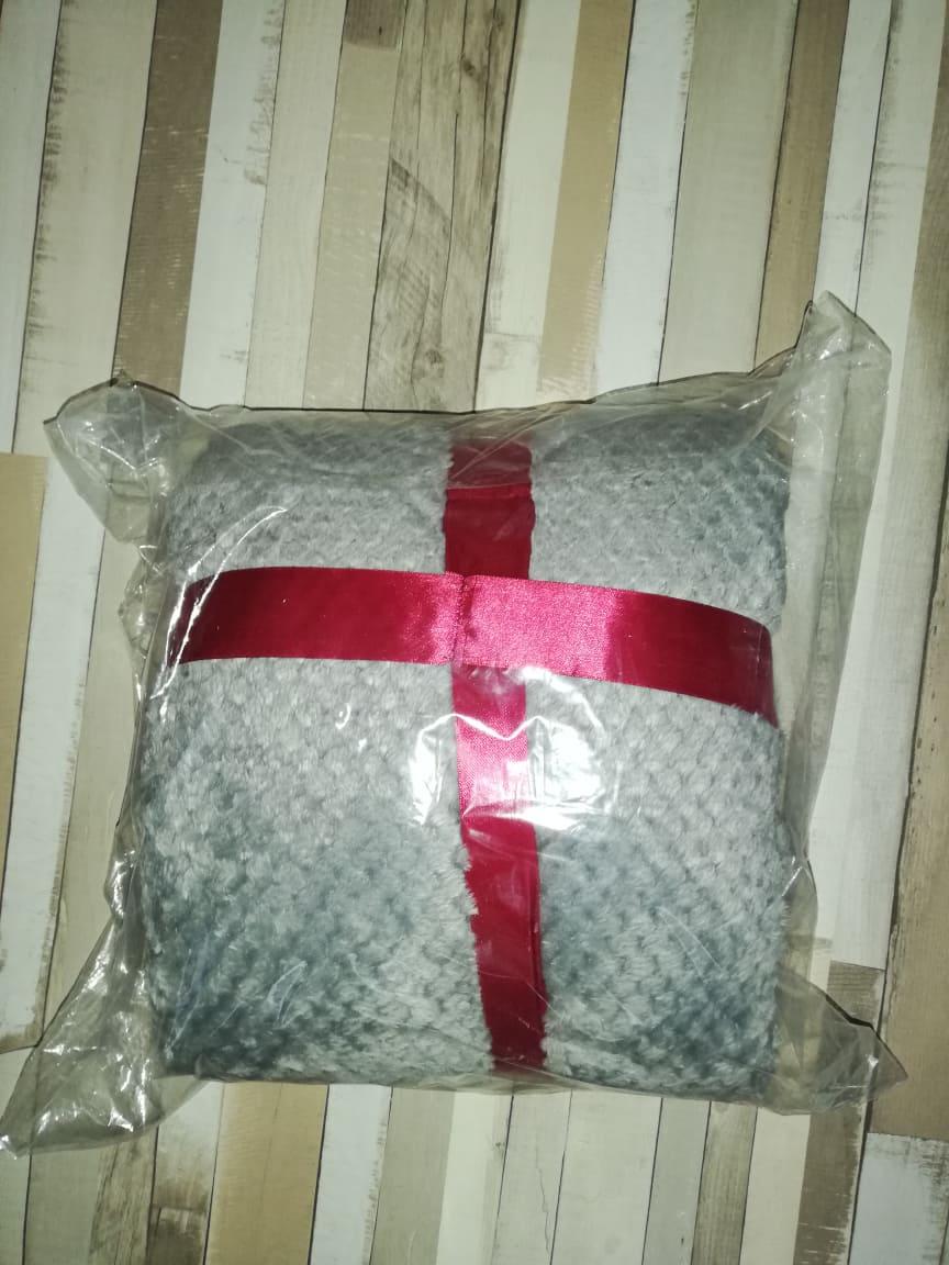 Sivá deka - Obrázok č. 1