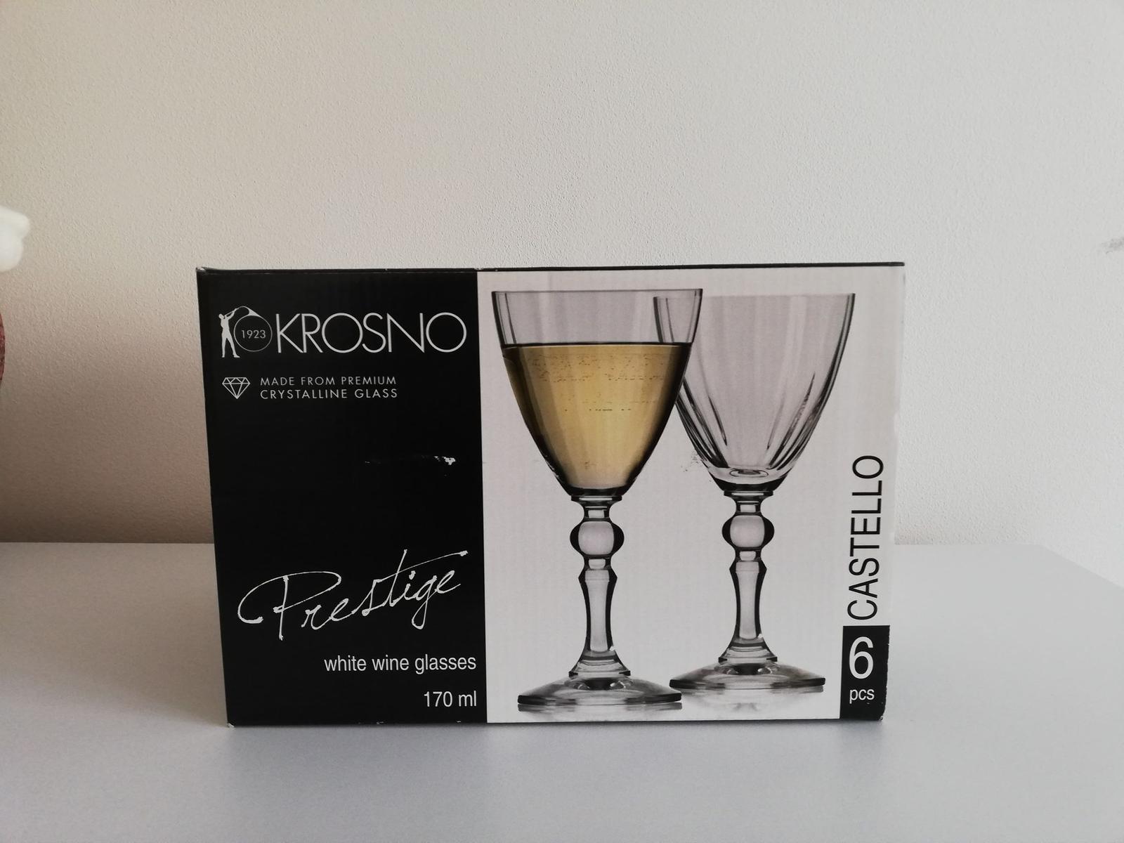 Poháre na víno - Obrázok č. 1