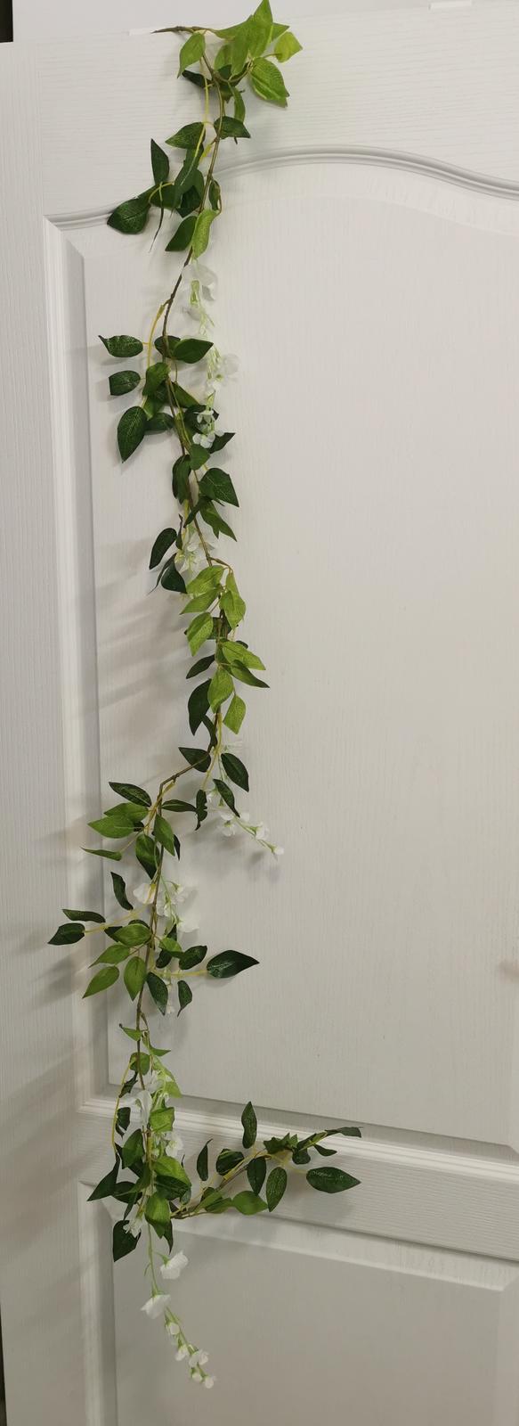 umele kvety visteria - Obrázok č. 1