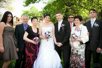 Spojení dvou rodin :)