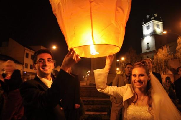 Elena Poláková{{_AND_}}Peter Záruba - baloniky stastia mali velikansky uspech
