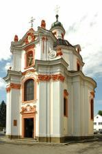 Kostel sv. Vaclava v Litomericich