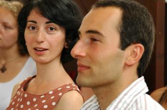 Nasi svedkove: Tamara a Levan