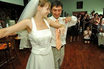 Svatebni gruzinsky lidovy tanec!