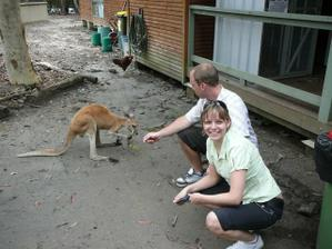 druhá svatební cesta - austrálie