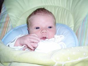 16.4. 2009 se nám narodil Matyas