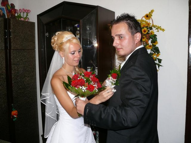 Michaela Kurilcová{{_AND_}}Peter Zelinka - Príipnutie pierka ženíchovi