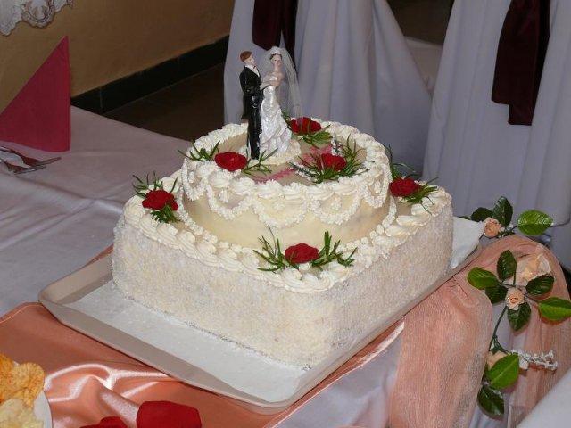 Michaela Kurilcová{{_AND_}}Peter Zelinka - Naša chutná torta 1