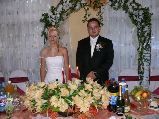 Michaela Kurilcová{{_AND_}}Peter Zelinka - Sme Novomanželia