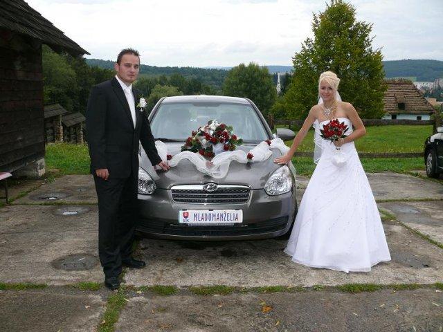 Michaela Kurilcová{{_AND_}}Peter Zelinka - Naše svadobné auto