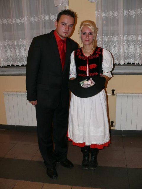 Michaela Kurilcová{{_AND_}}Peter Zelinka - Po redovom tanci