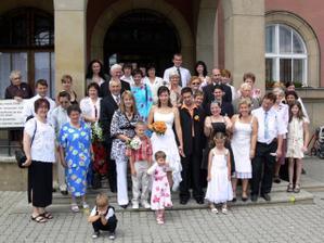 naše rodina...