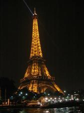 Svadobna cesta - Pariz