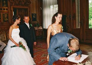 Svědek ženicha Ludánek