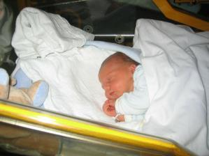 Náš malinký syn Petřík