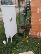 Este jama pre elektriku na napojenia sa na hlavny el.zdroj