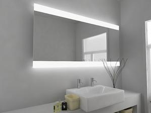 LED Illuminated Bathroom Mirror with Sensor, Shaver and Demister Pad c49H