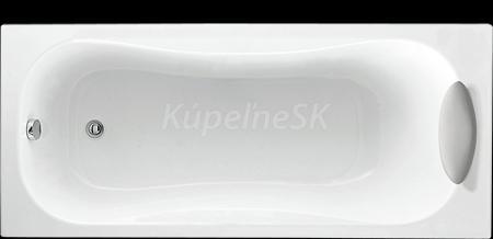 Hopa CALYPSO akrylátová vaňa