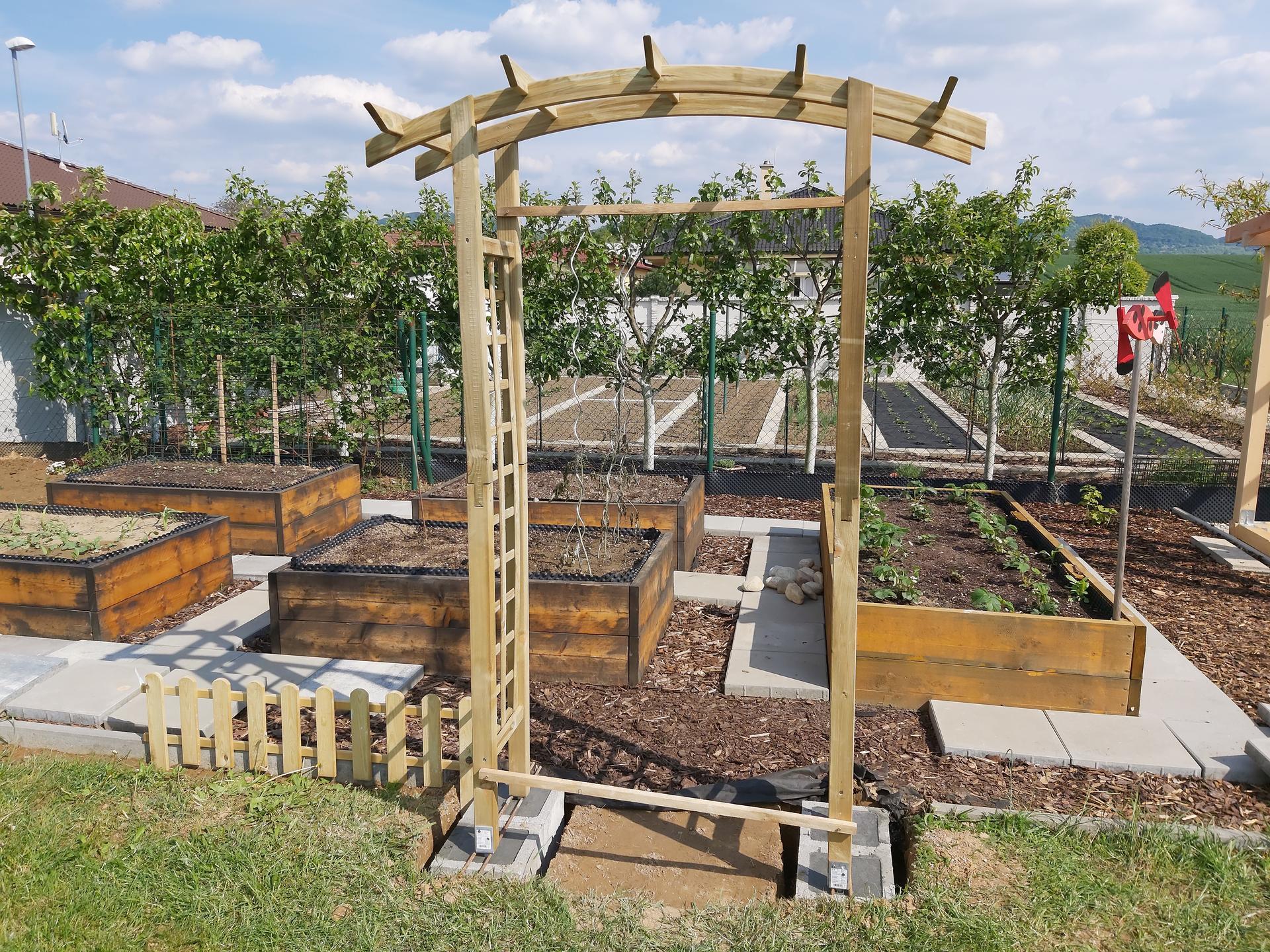 Záhradka čast 1 - Obrázok č. 22