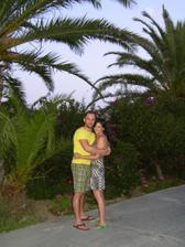 A toto som ja a môj macko na minuloročnej dovči na Kose :)