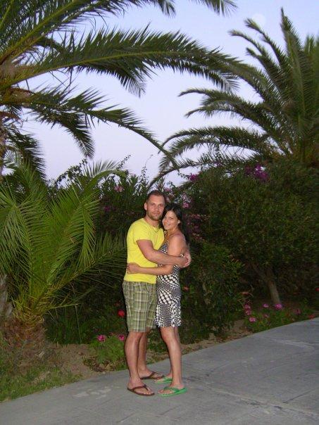 Veci ktoré sa mi páčia - A toto som ja a môj macko na minuloročnej dovči na Kose :)