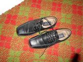 Pánské chlapecké společenské boty, 41
