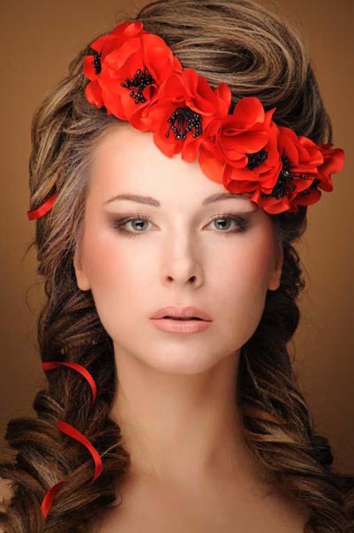 Kvety vo vlasoch - Obrázok č. 2