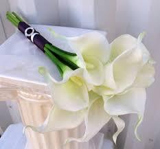 Svadobné kytice z kál - Obrázok č. 1