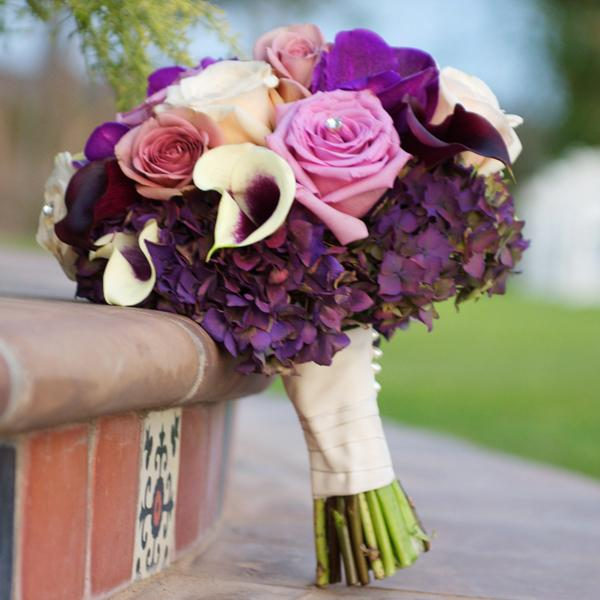 Svadobné kytice z kál - Obrázok č. 8