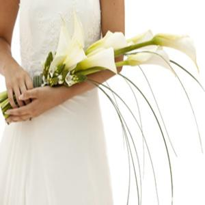 Svadobné kytice z kál - Obrázok č. 10