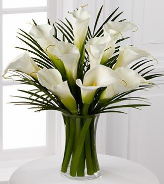 Svadobné kytice z kál - Obrázok č. 13