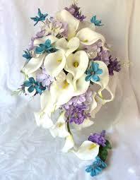Svadobné kytice z kál - Obrázok č. 18