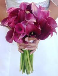 Svadobné kytice z kál - Obrázok č. 20