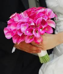 Svadobné kytice z kál - Obrázok č. 25