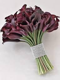 Svadobné kytice z kál - Obrázok č. 32