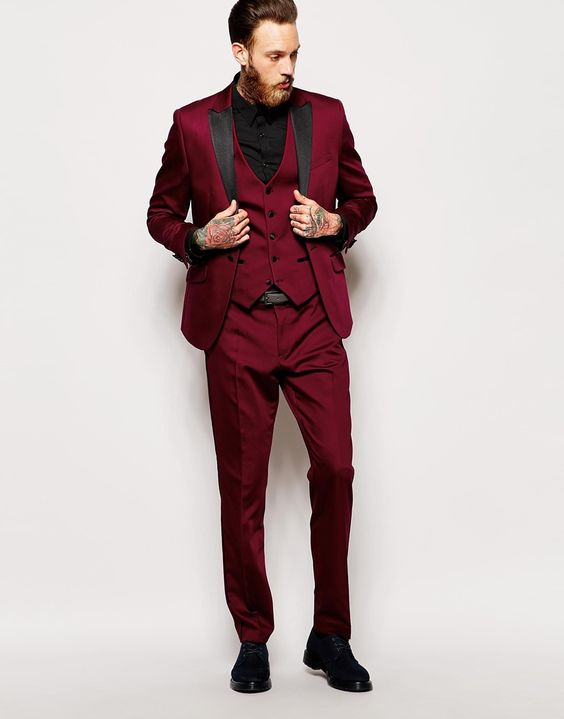 Trendy svadobné obleky - Obrázok č. 8